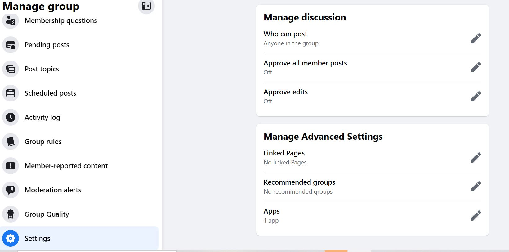 How to give zoom app permission to access Facebook Group