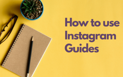 How to use Instagram Guides