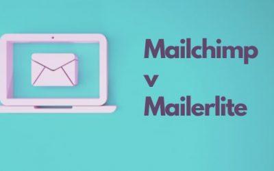 7 reasons why I prefer Mailerlite to Mailchimp