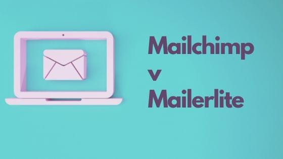 Blog Mailchimp v Mailerlite