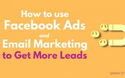 How Facebook Ads Work With Email Marketing to Generate Leads